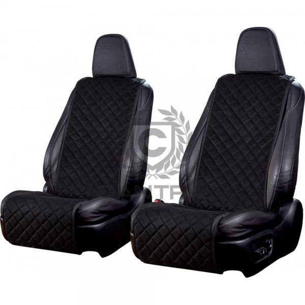 Autositzauflage standard schwarz Produktbild