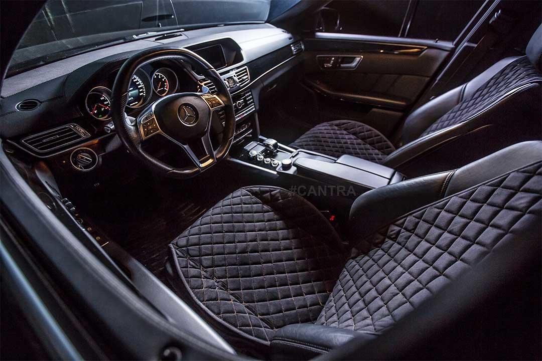 Autositzauflage Vordersitze Mercedes XL