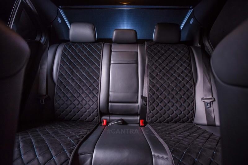 Nie mehr Autositze reinigen: Schonbezüge für Autositze