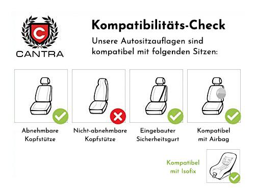 CANTRA® Autositzbezüge: Kompatibilitäts-Check für dein Fahrzeugmodell